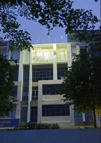 EXTERIOR_BUILDING Musse Hotel