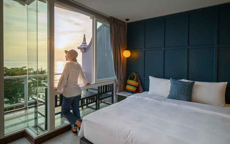 Quarter 09 Beach Chonburi - Deluxe sea facing room with breakfast