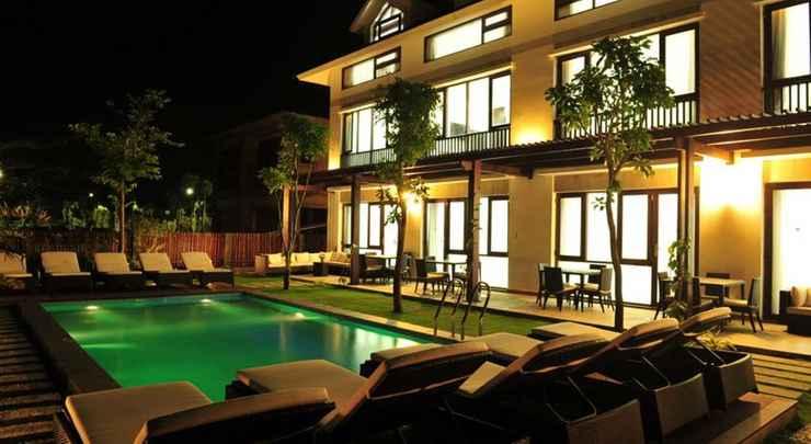 SWIMMING_POOL Kosmos Phú Quốc Villa
