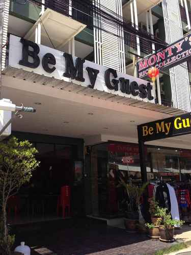 LOBBY Be My Guest Boutique Hotel