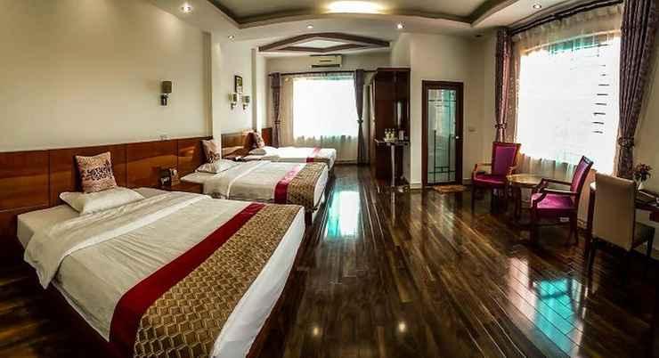 BEDROOM Khách sạn Sơn Tùng