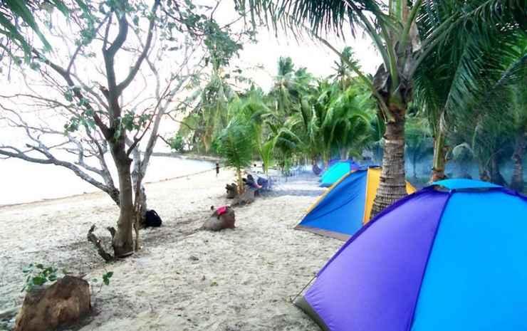 Bayog Beach Campsite El Nido