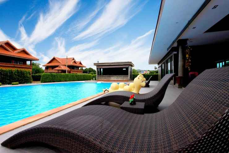 SWIMMING_POOL บ้านไทยล้านนาพัทยา