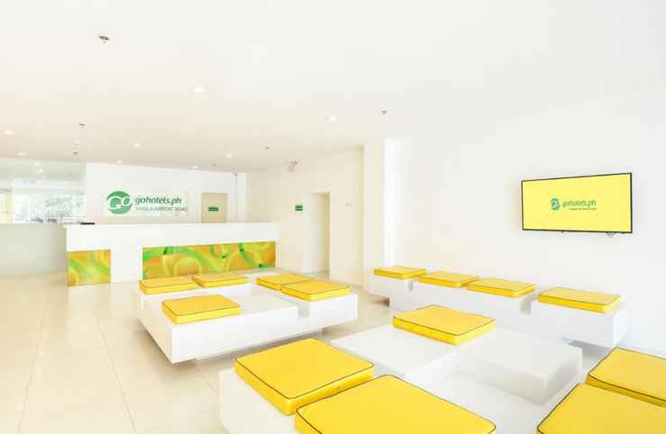 LOBBY Go Hotels North Edsa - Quarantine Hotel