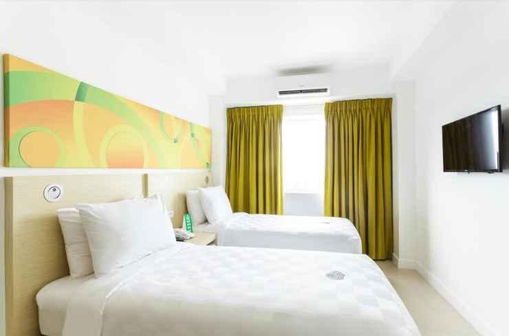 BEDROOM Go Hotels North Edsa - Quarantine Hotel