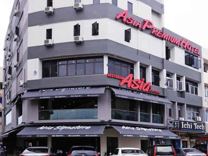 EXTERIOR_BUILDING Asia Premium Hotel