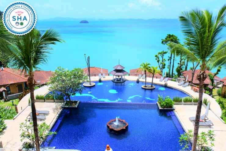 LOBBY Supalai Scenic Bay Resort And Spa