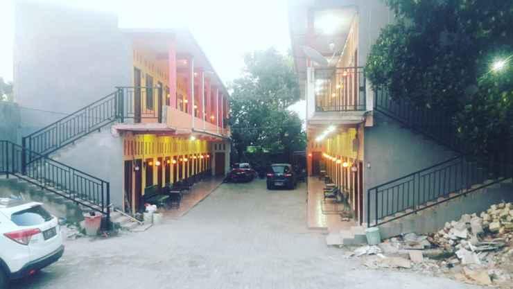 EXTERIOR_BUILDING Cozy Room at Kost Hotel Pekalongan