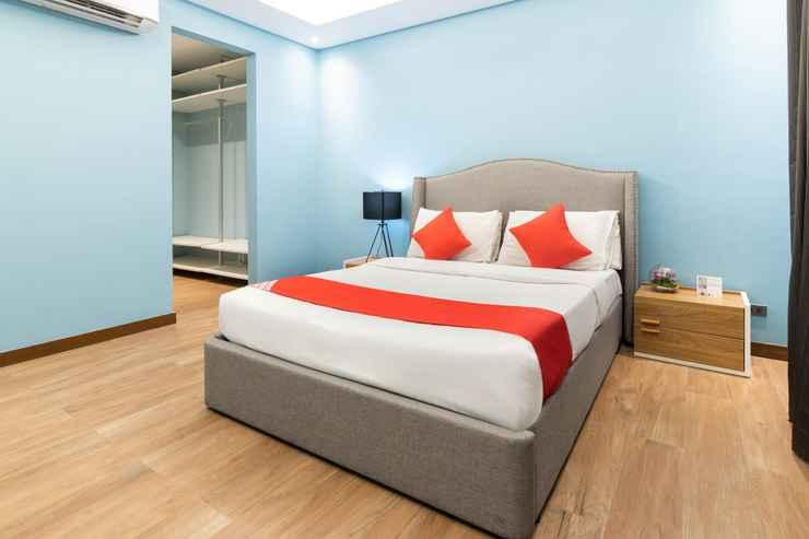 BEDROOM OYO 146 Solace Hotel