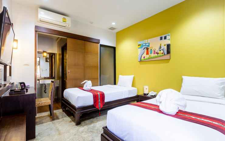 Le Canal Boutique House Chiang Mai - Deluxe Twin Bed