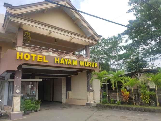 EXTERIOR_BUILDING Graha Hayam Wuruk Hotel & Convention