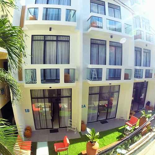EXTERIOR_BUILDING Luxx Boutique Boracay