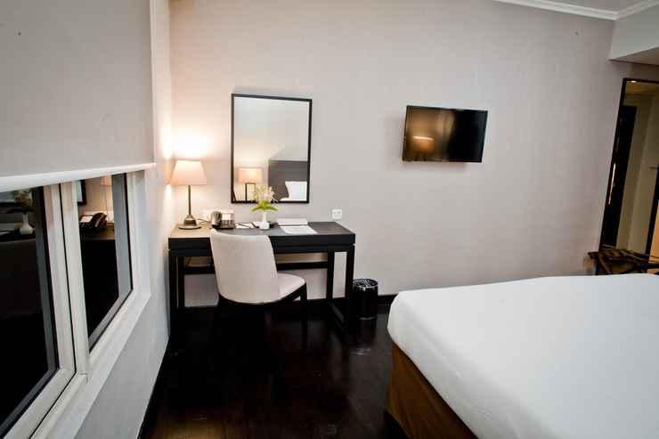 BEDROOM Samala Hotel Jakarta Cengkareng