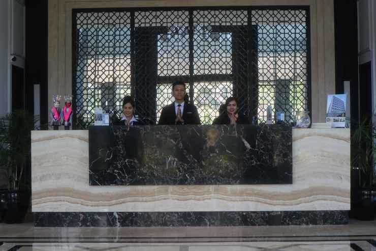 LOBBY Samala Hotel Jakarta Cengkareng