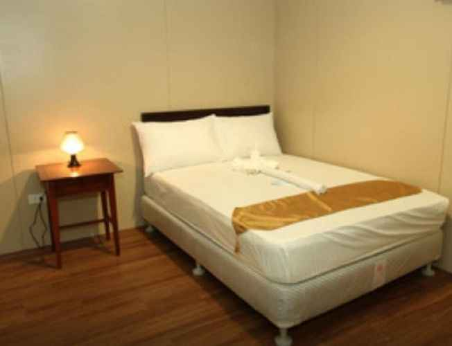 BEDROOM DG Budget Hotel NAIA