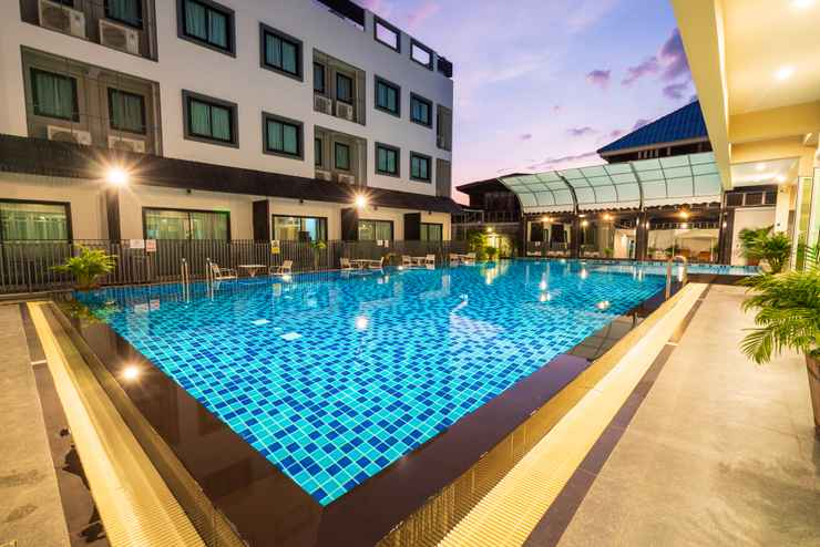 SWIMMING_POOL โรงแรมบุรีเทล