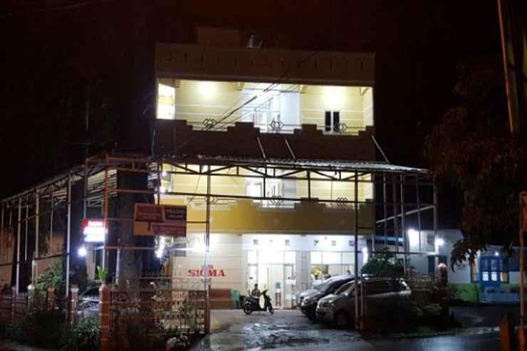 EXTERIOR_BUILDING Hotel Sigma 1 Lahat