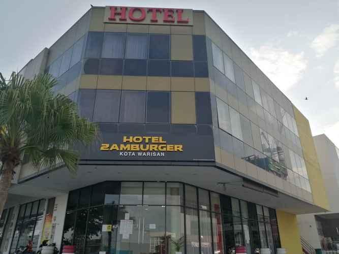 EXTERIOR_BUILDING Hotel Zamburger Kota Warisan