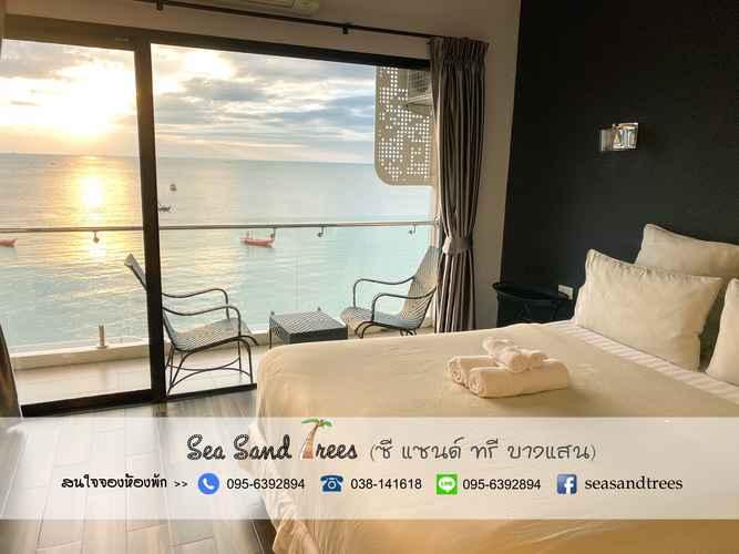 BEDROOM Sea Sand Trees Bangsaen