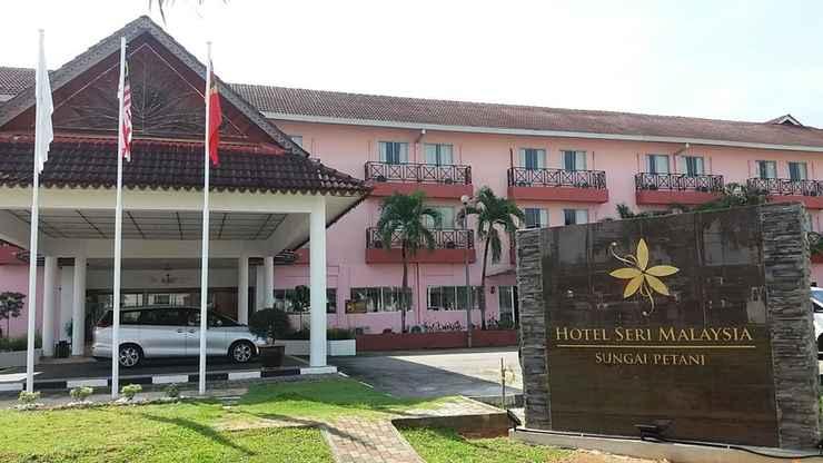 LOBBY Hotel Seri Malaysia Sungai Petani