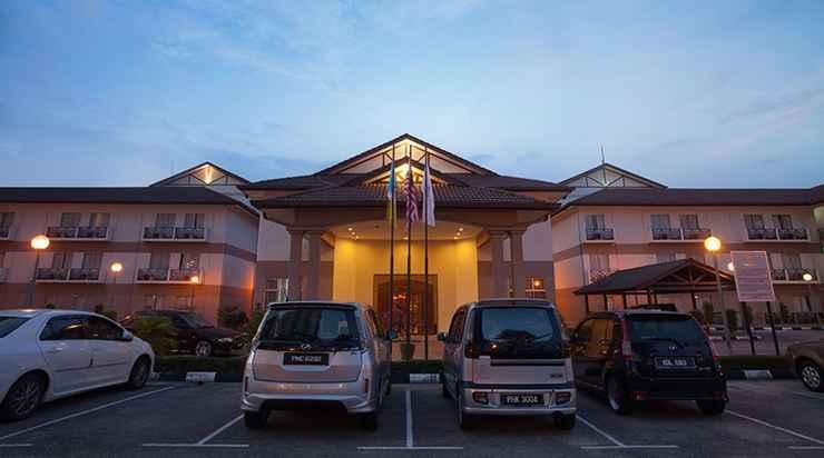 EXTERIOR_BUILDING Hotel Seri Malaysia Pulau Pinang