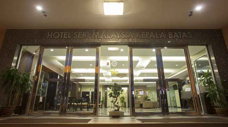 LOBBY Hotel Seri Malaysia Kepala Batas