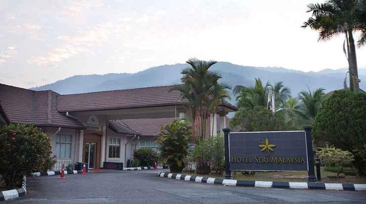 EXTERIOR_BUILDING Hotel Seri Malaysia Taiping