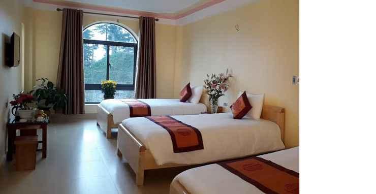 BEDROOM Khách sạn Sapa Paramount