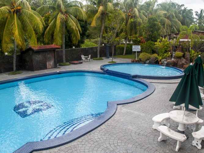 SWIMMING_POOL Hotel Seri Malaysia Bagan Lalang