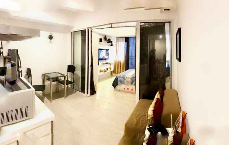 BEDROOM Positano 602 Azure Urban Resort Residences