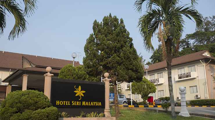 EXTERIOR_BUILDING Hotel Seri Malaysia Port Dickson