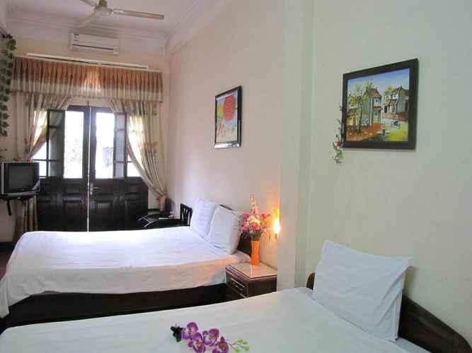 BEDROOM Khách sạn Hà Nội Caballos