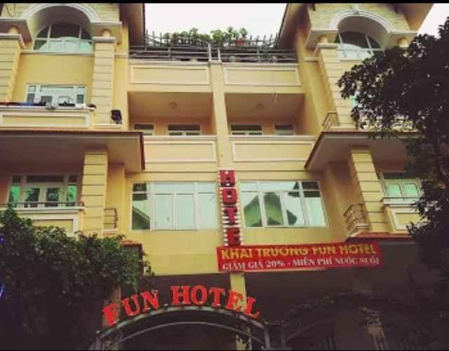 LOBBY Khách sạn Fun
