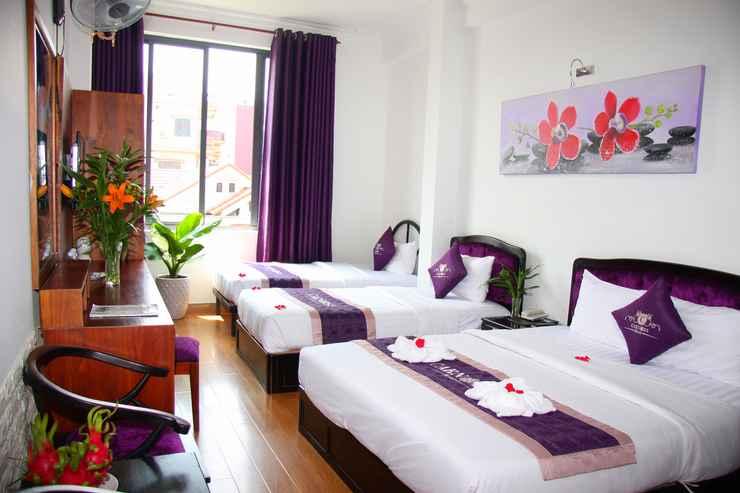 BEDROOM Khách sạn Carnosa Huế