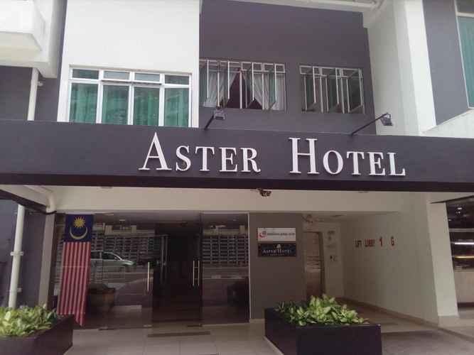 EXTERIOR_BUILDING Aster Hotel Bukit Jalil