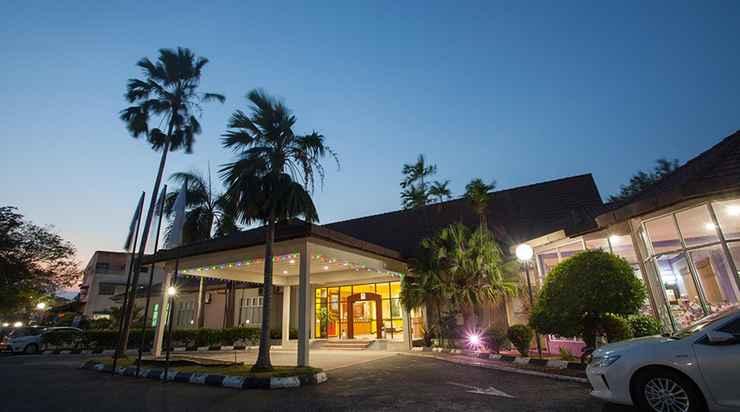 EXTERIOR_BUILDING Hotel Seri Malaysia Rompin