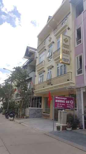EXTERIOR_BUILDING Khách sạn Nam Xuân Premium