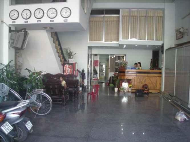 LOBBY Khách sạn Thiên Phúc Nha Trang