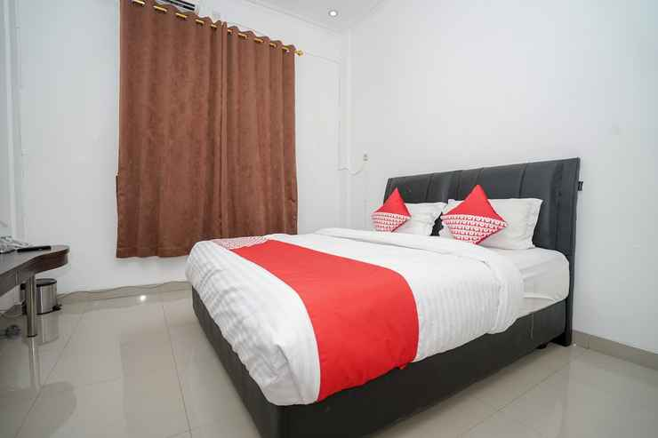 BEDROOM OYO 346 Guest House Dempo Jakabaring