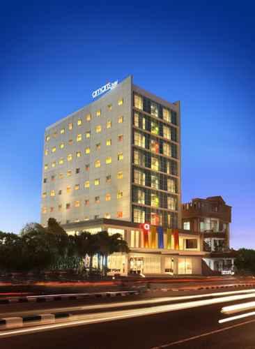 EXTERIOR_BUILDING Amaris Hotel Padang