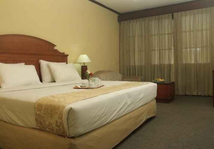 BEDROOM Siantar Hotel Parapat