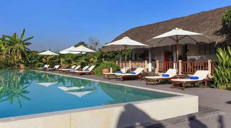 SWIMMING_POOL Mekong Riverside Boutique Resort & Spa