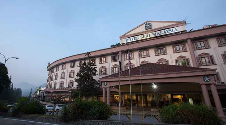 EXTERIOR_BUILDING Hotel Seri Malaysia Genting Highlands
