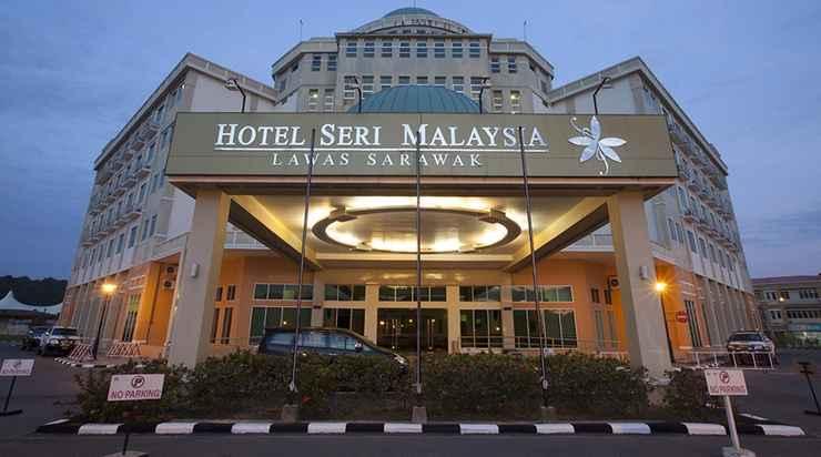 EXTERIOR_BUILDING Hotel Seri Malaysia Lawas