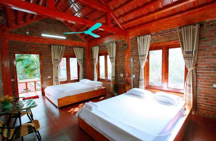 BEDROOM Ninh Binh Mountain View Homestay