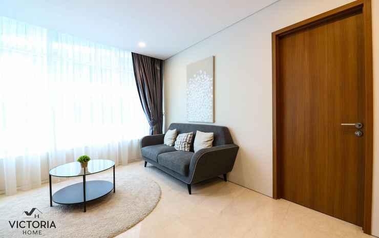 Victoria Home Vortex KLCC Kuala Lumpur - 2 Bedroom Superior