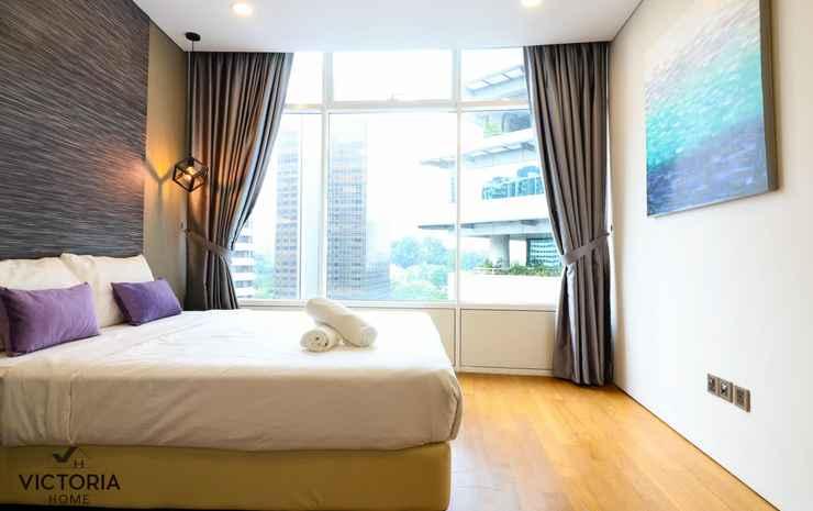Victoria Home Vortex KLCC Kuala Lumpur - 2 Bedroom Deluxe Suite
