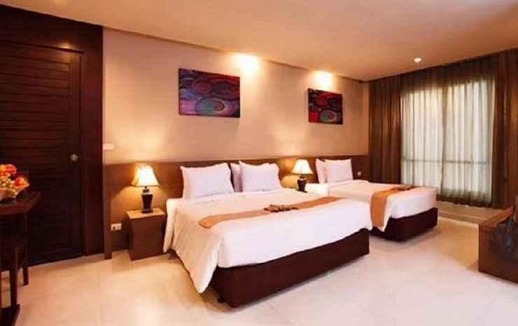 Pattaya Loft Hotel Chonburi - Kamar Triple Premier