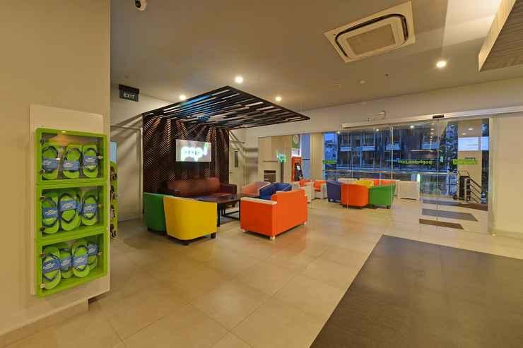 COMMON_SPACE POP! Hotel Banjarmasin