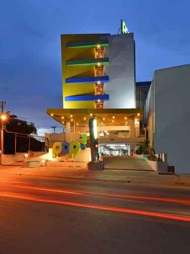 EXTERIOR_BUILDING POP! Hotel Banjarmasin